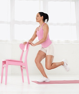 Best Move for Your Bottom: The One-Legged Squat