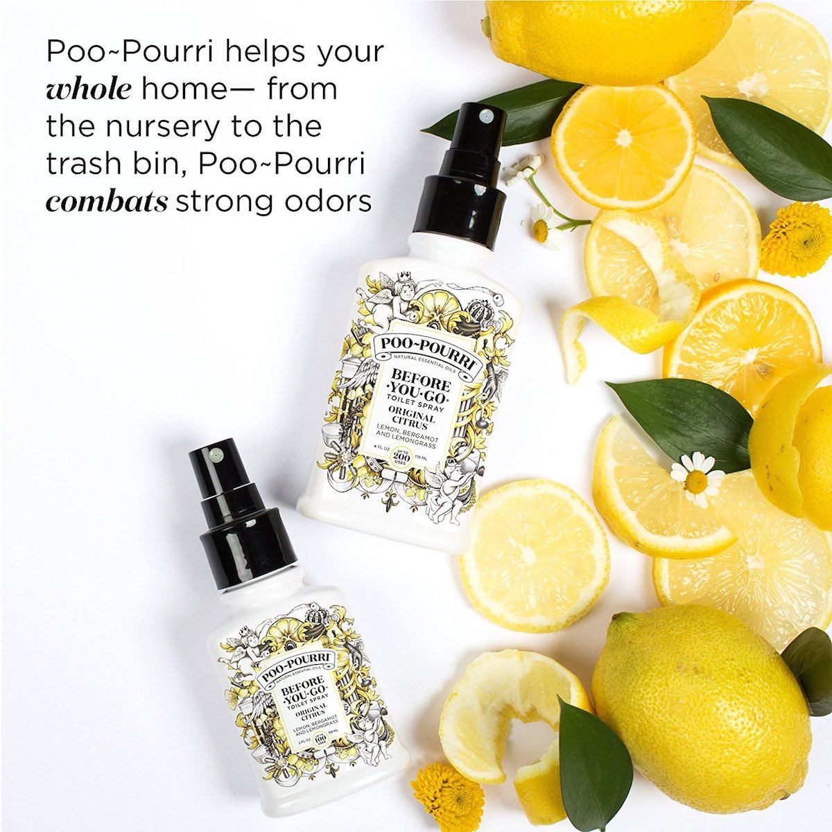 Amazon Essentials Poo-Pourri Spray in Citrus