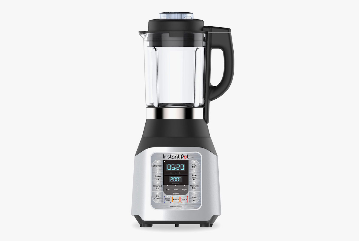 instant pot cooking blender