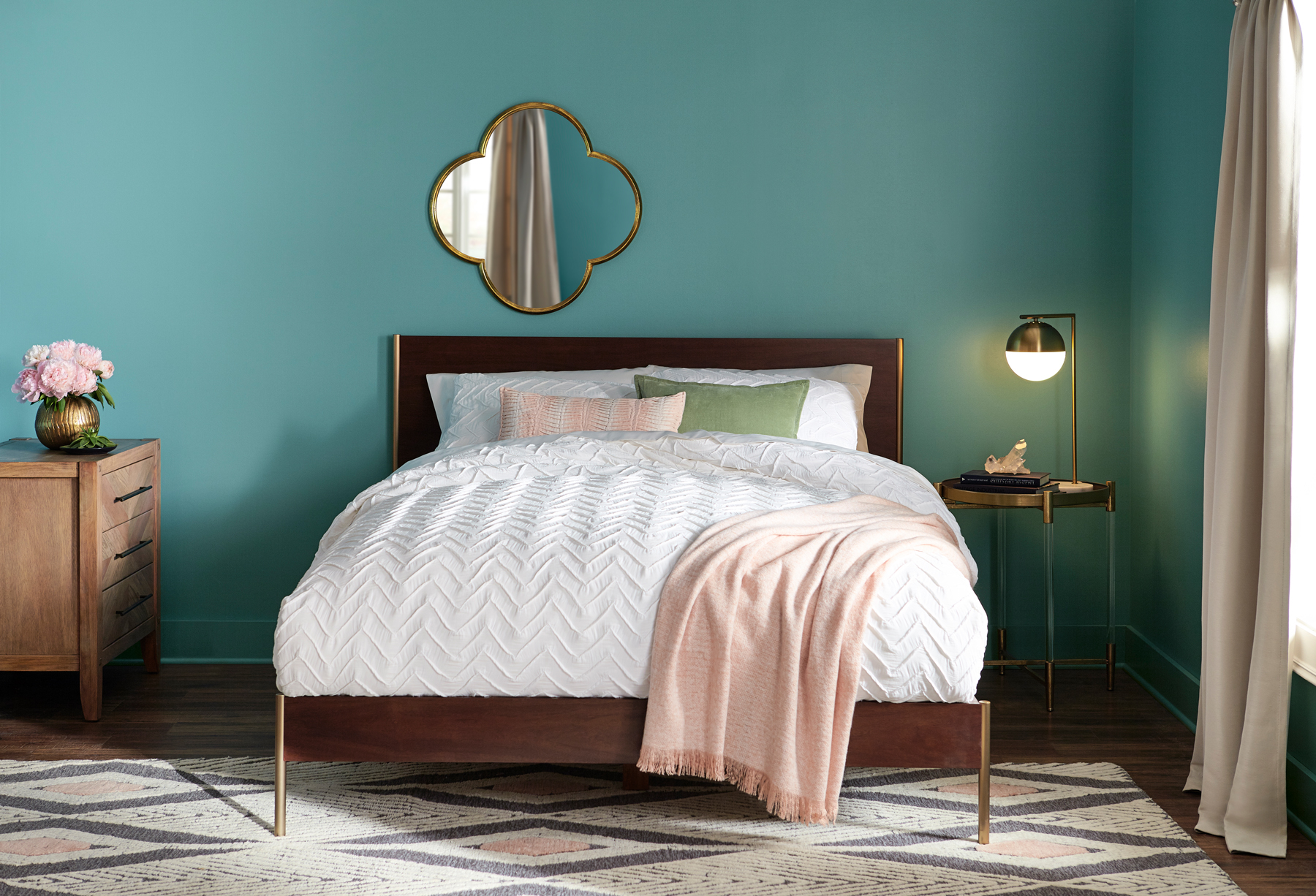 the color of the year 2019 from hgtv home is playful real simple. Black Bedroom Furniture Sets. Home Design Ideas