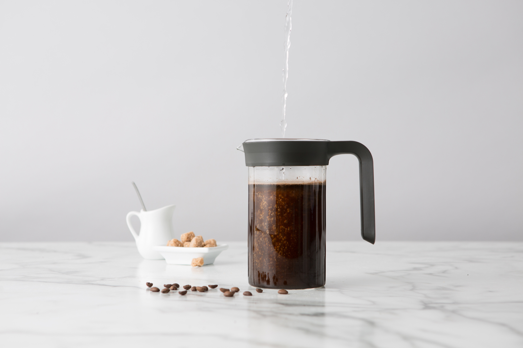 This Multi-Tasking Kitchen Gadget Makes a Seriously Good Cup of Coffee