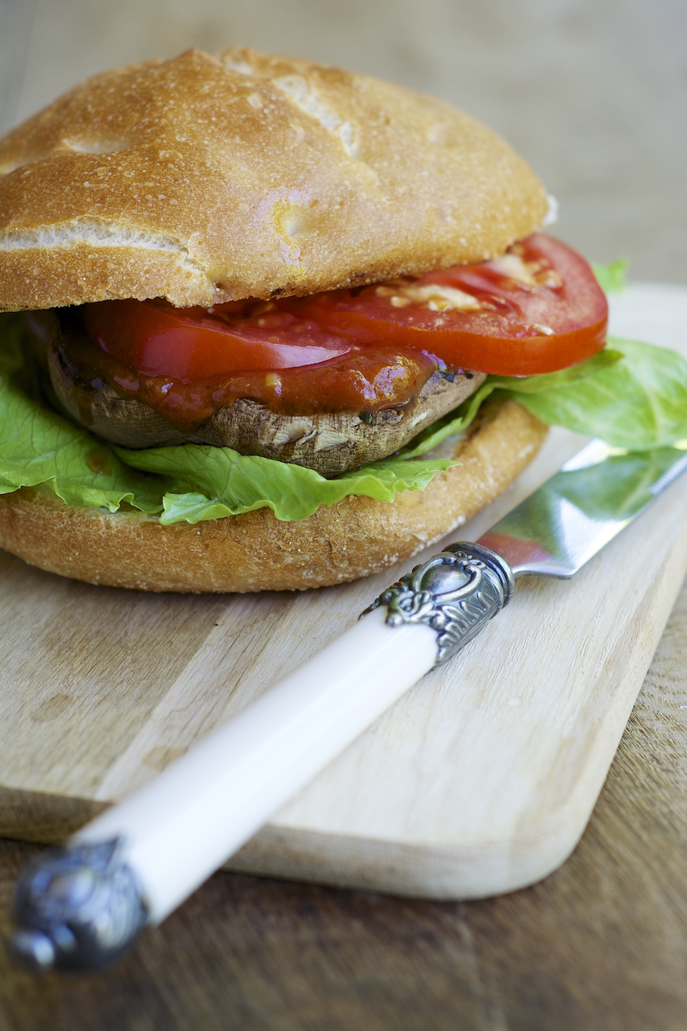 You've Been Using Ketchup Wrong on Your Burgers