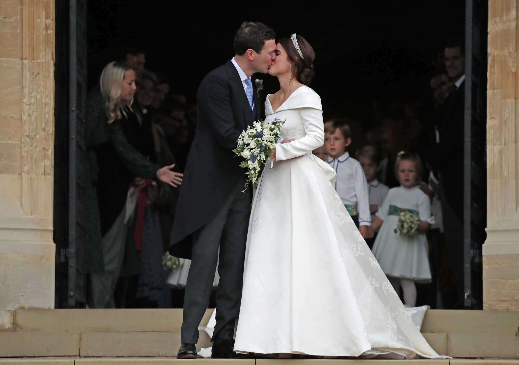 Princess Eugenie and Jack Brooksbank Are Married! Inside Their Royal Wedding