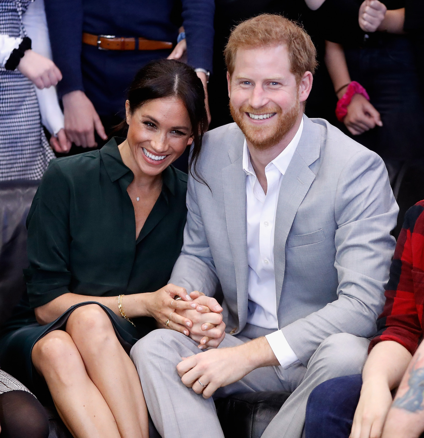 Duke and Duchess of Sussex Meghan Markle and Prince Harry