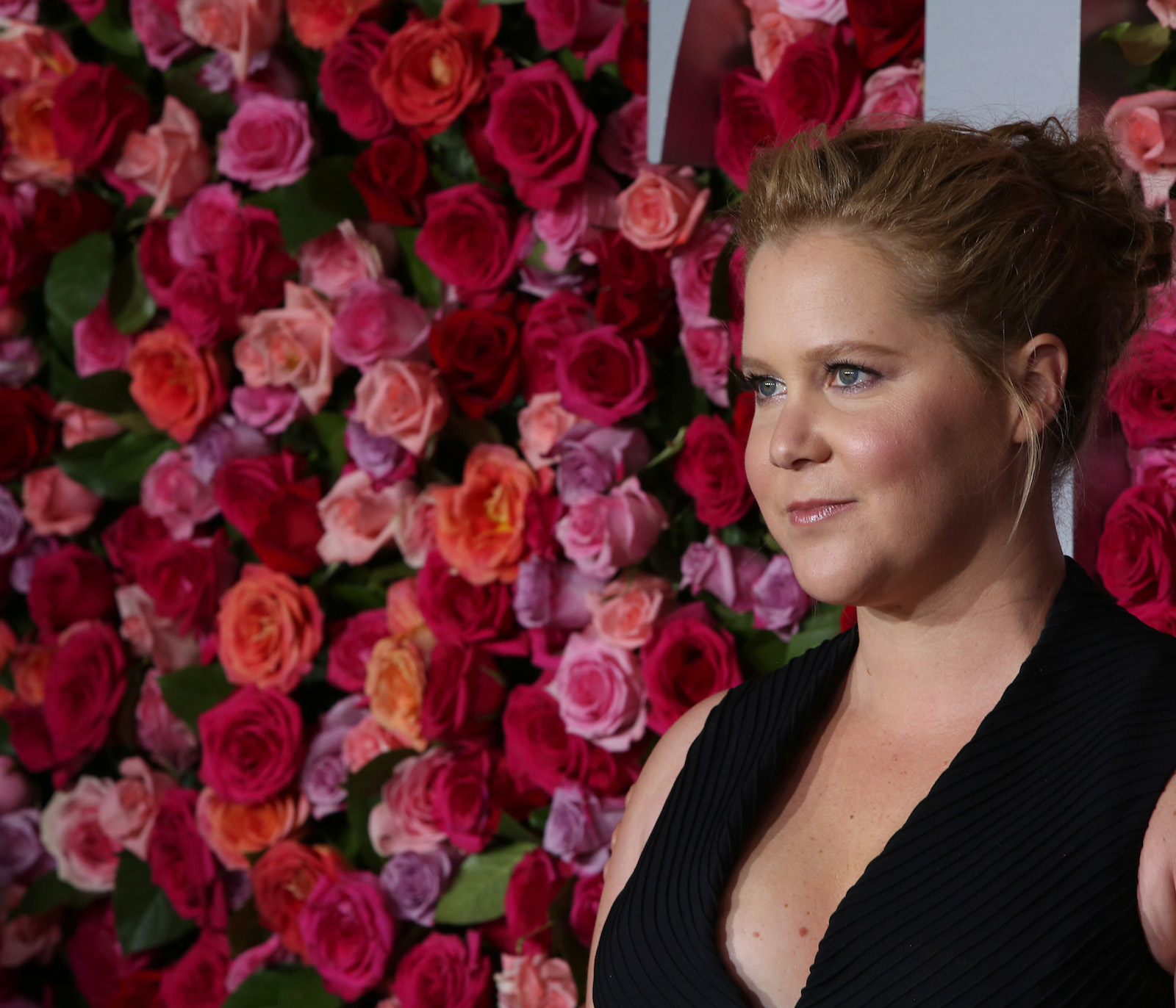 amy schumer at 72nd annual tony awards