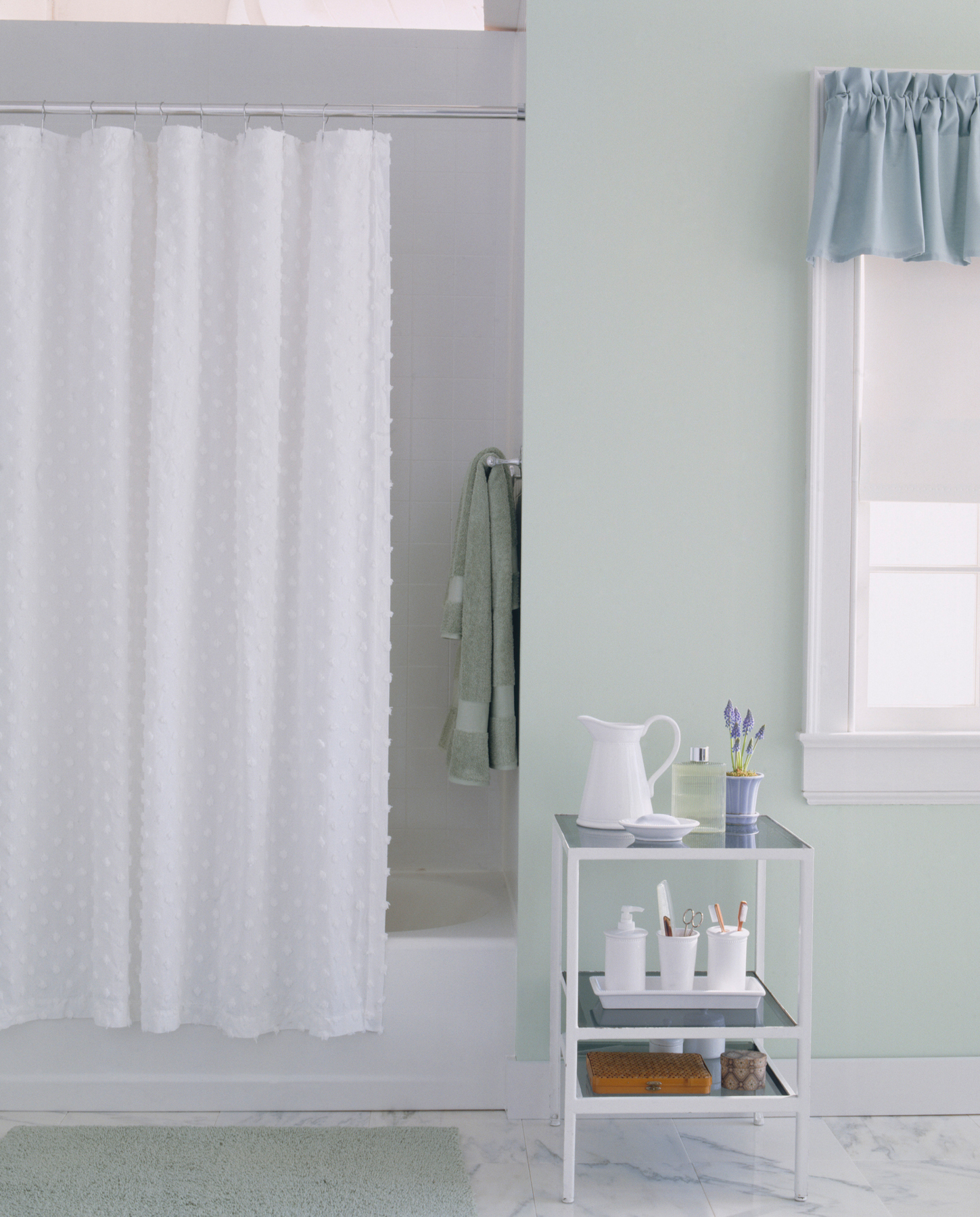 Can You Use Shower Curtains On Windows Real Simple