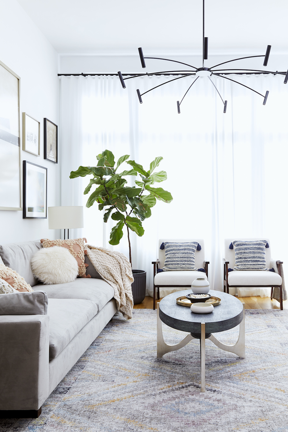 Ways to Make Your Home Warm and Cozy, Living Room