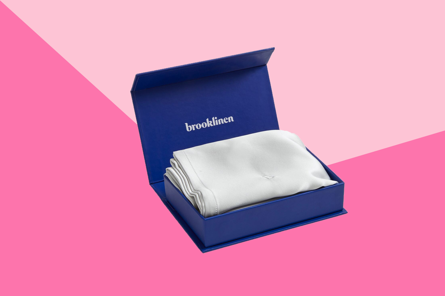 Brooklinen's New Silk Pillowcase Is Our Latest Anti-Aging Secret