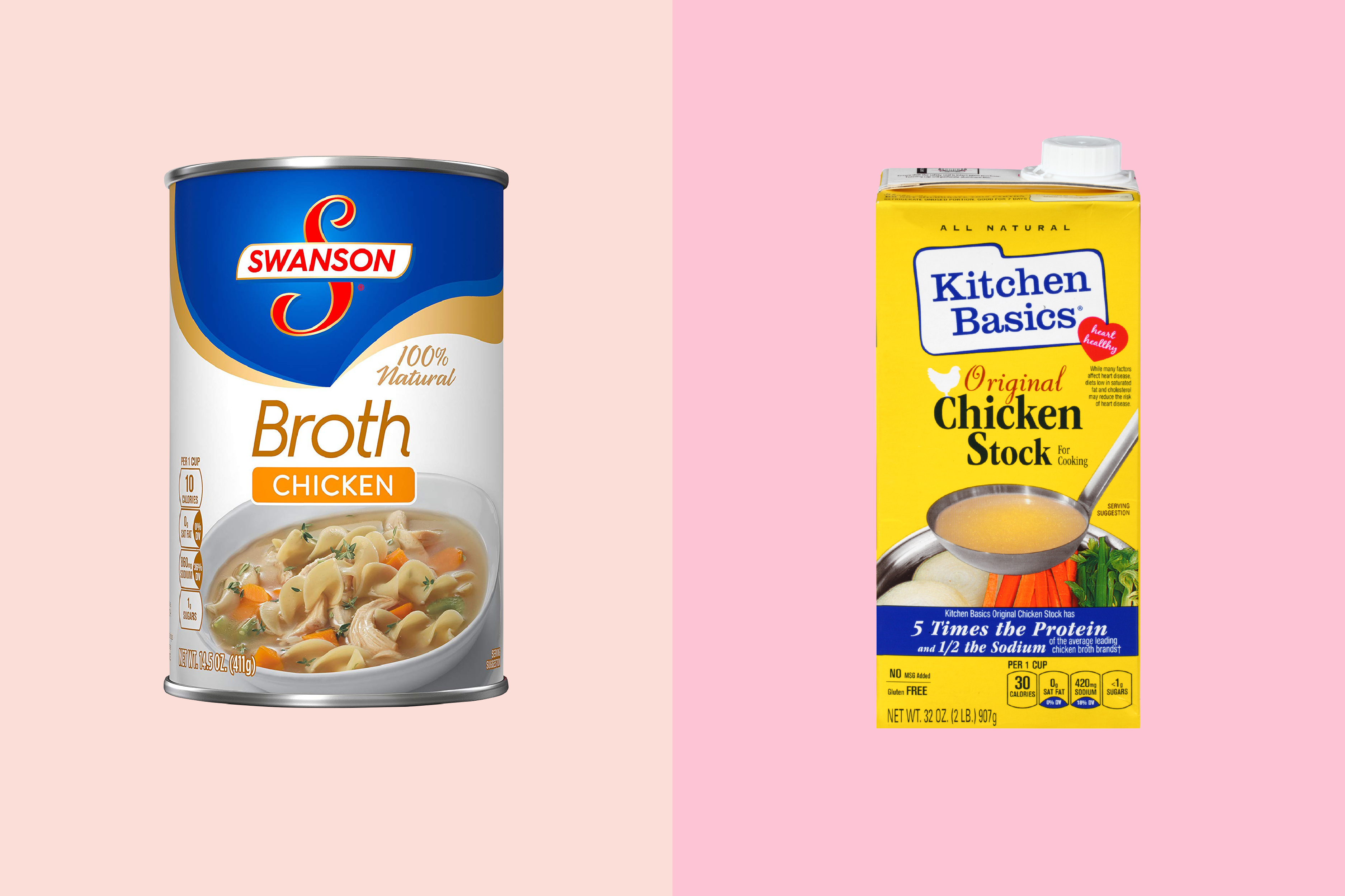 Chicken Stock vs Broth: What's The Difference Between the Two?