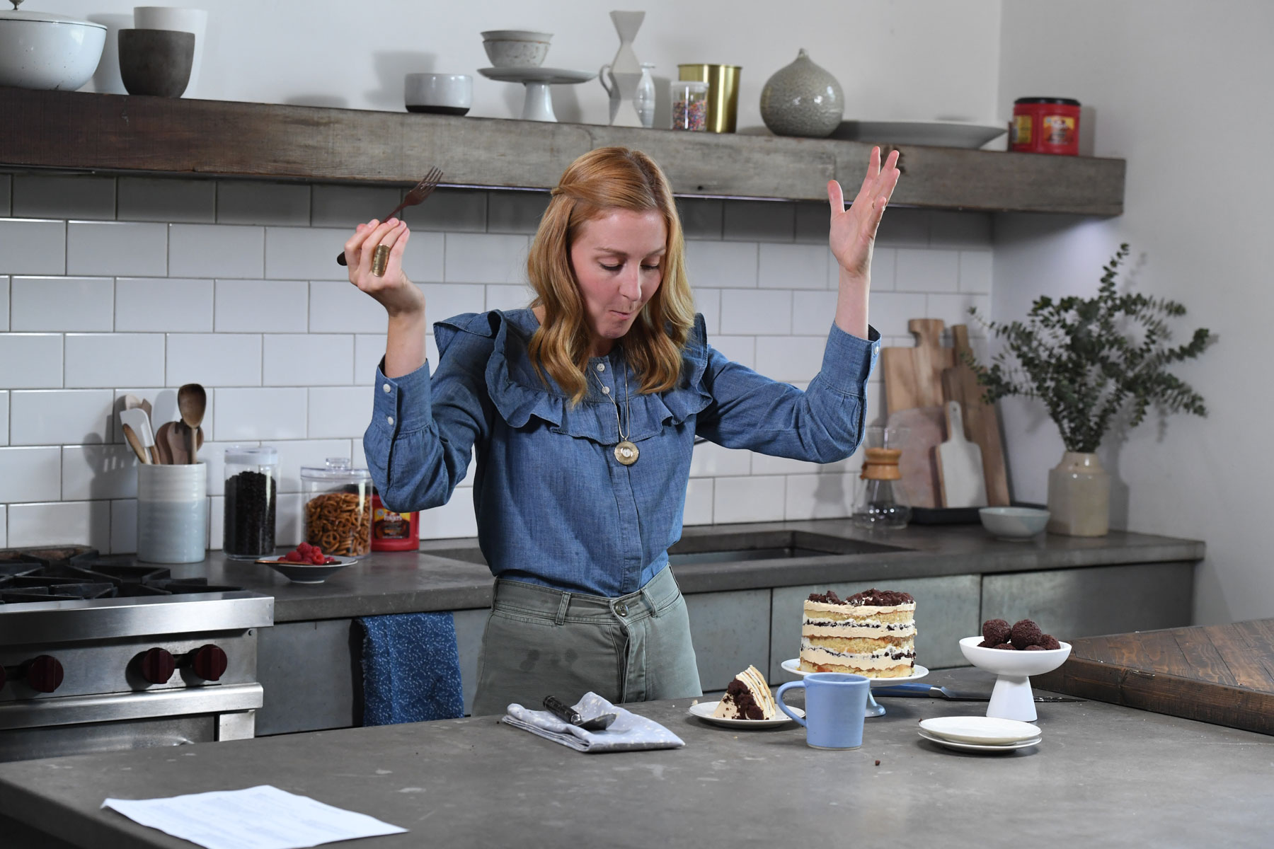 Milk Bar/Christina Tosi with Folgers Perfect Pairing