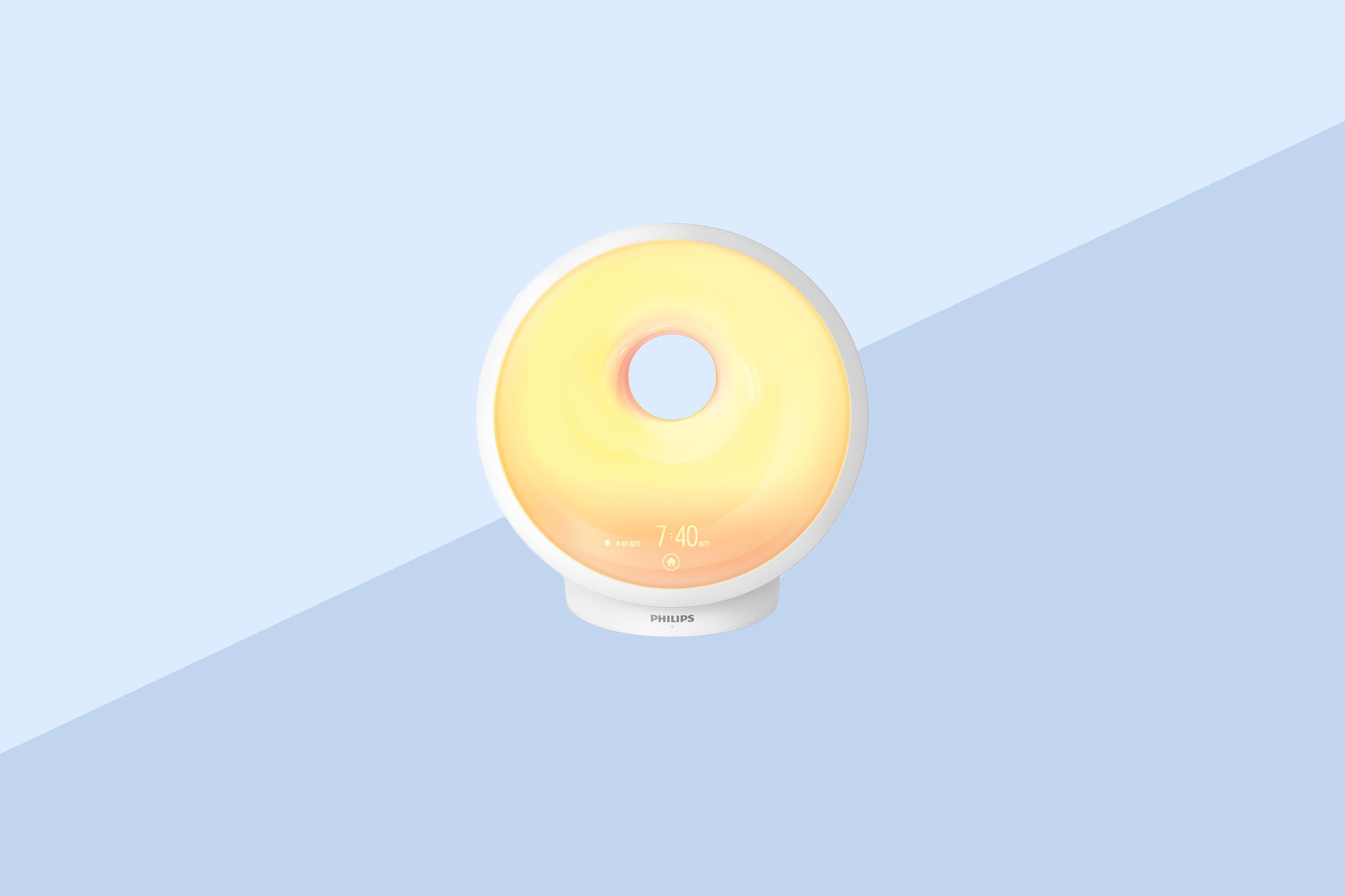 The Best Sunrise Alarm Clock Real Simple