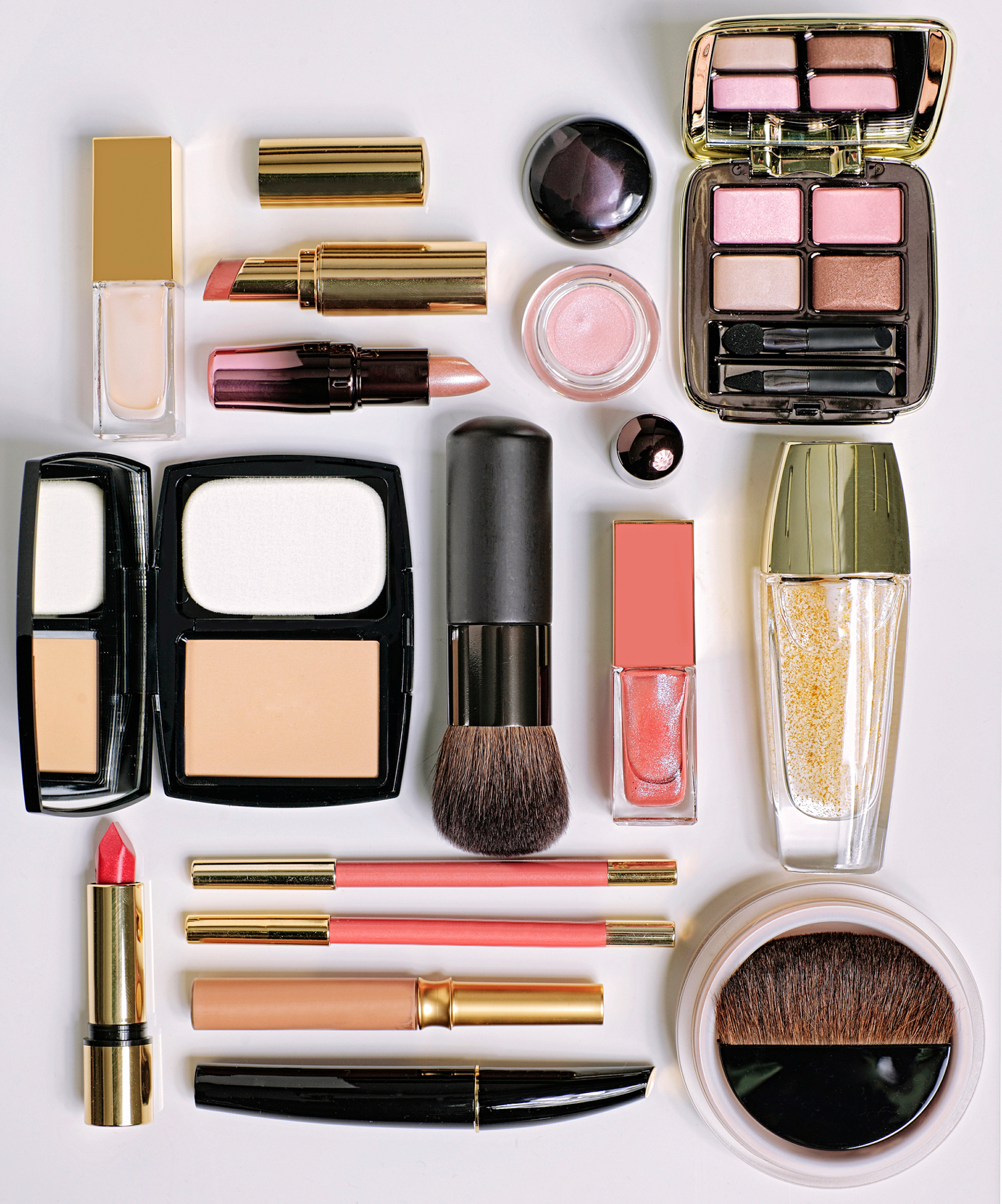 Step 1: Clean Out Your Beauty Collection