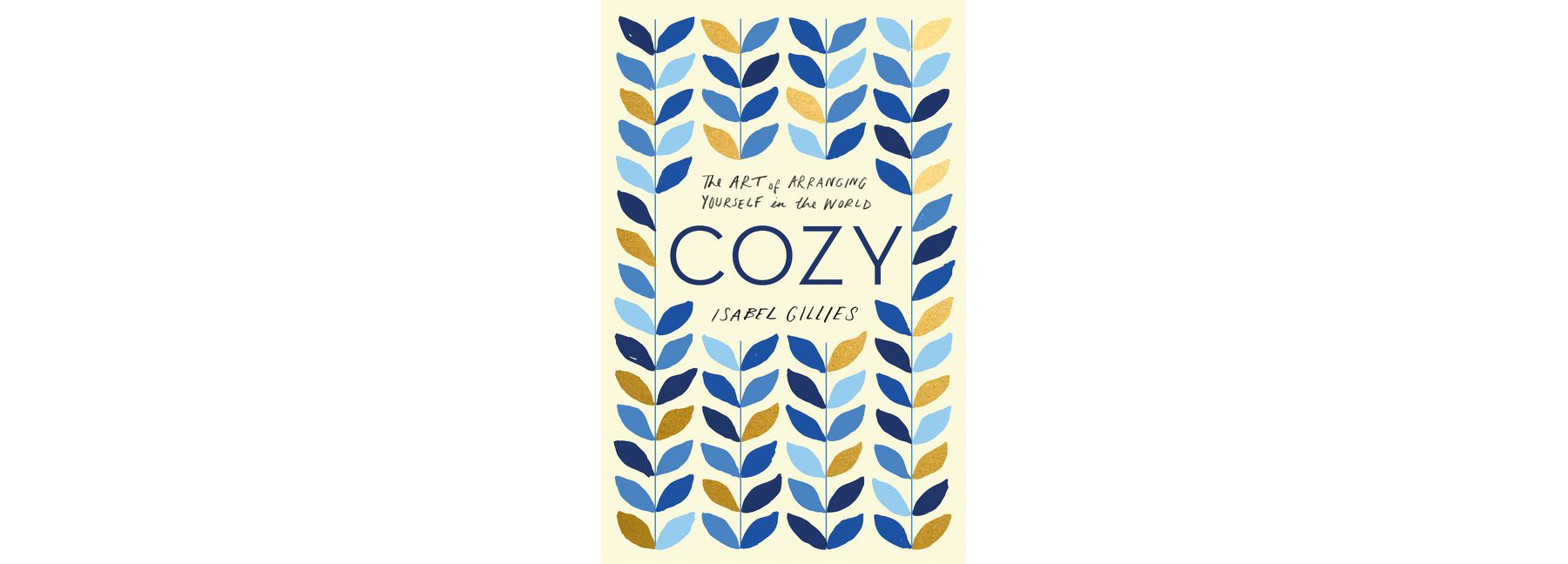 Cover of Cozy, by ­Isabel Gillies