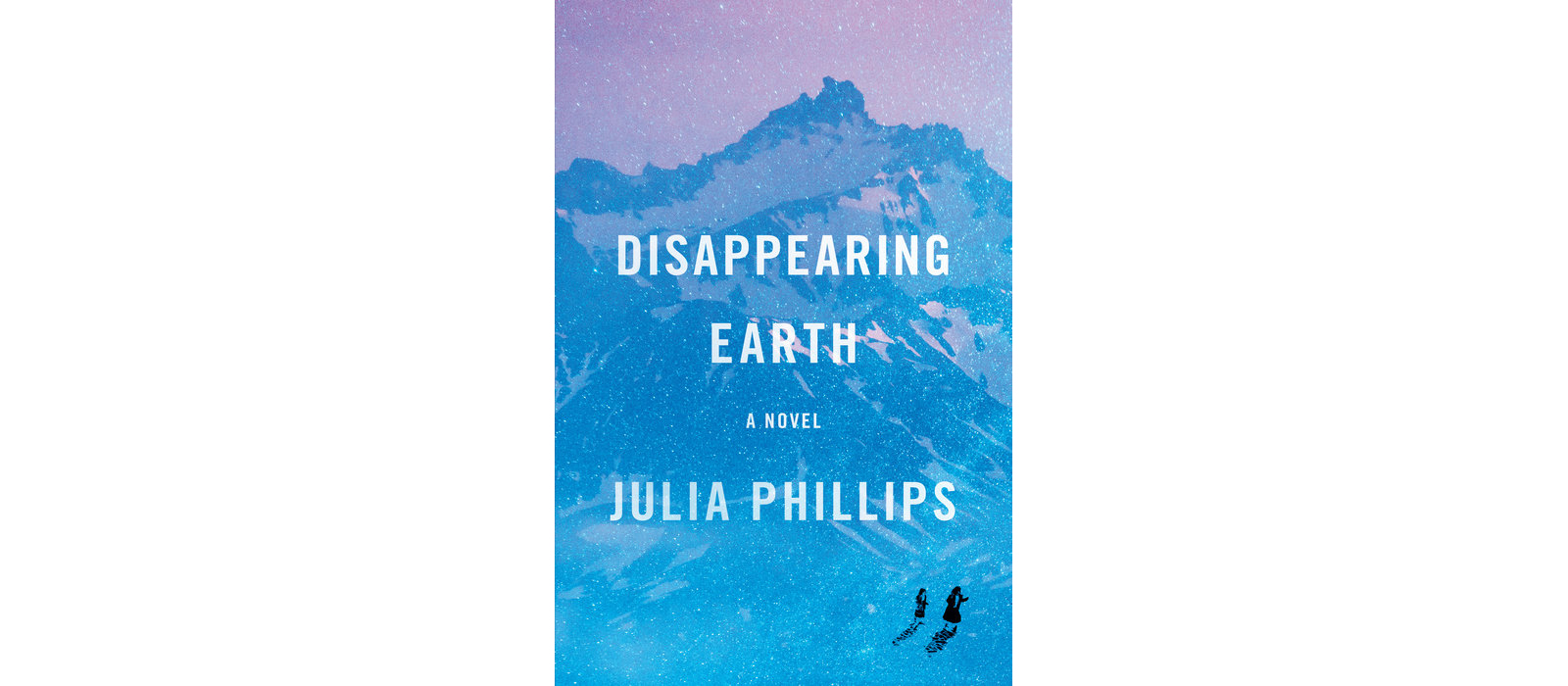 Cover of Disappearing Earth, by Julia Phillips