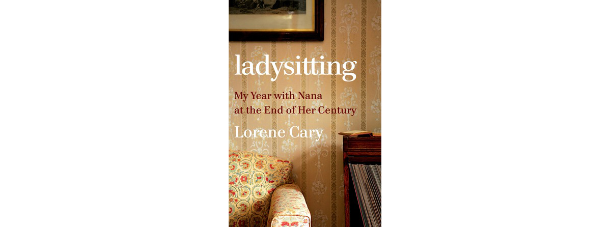 Cover of Ladysitting, by Lorene Cary