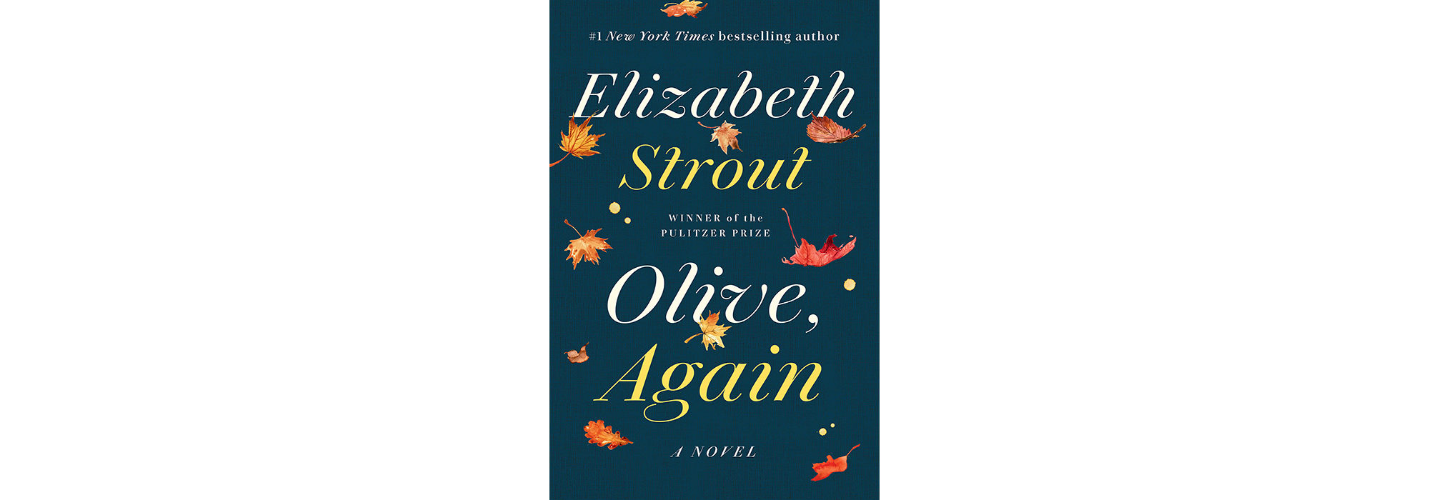 Cover of Olive, Again, by Elizabeth Strout