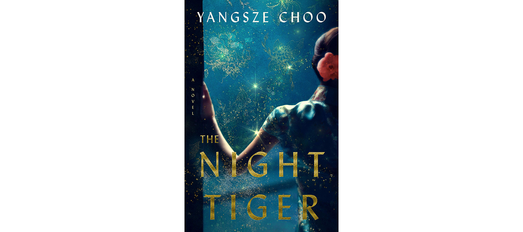 Cover of The Night Tiger, by Yangsze Choo