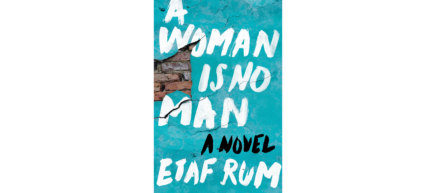 Cover of A Woman is No Man, by Etaf Rum