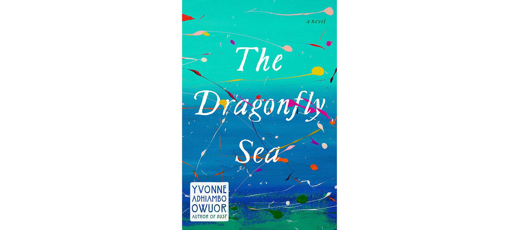 Cover of The Dragonfly Sea, by Yvonne Adhiambo Owuor
