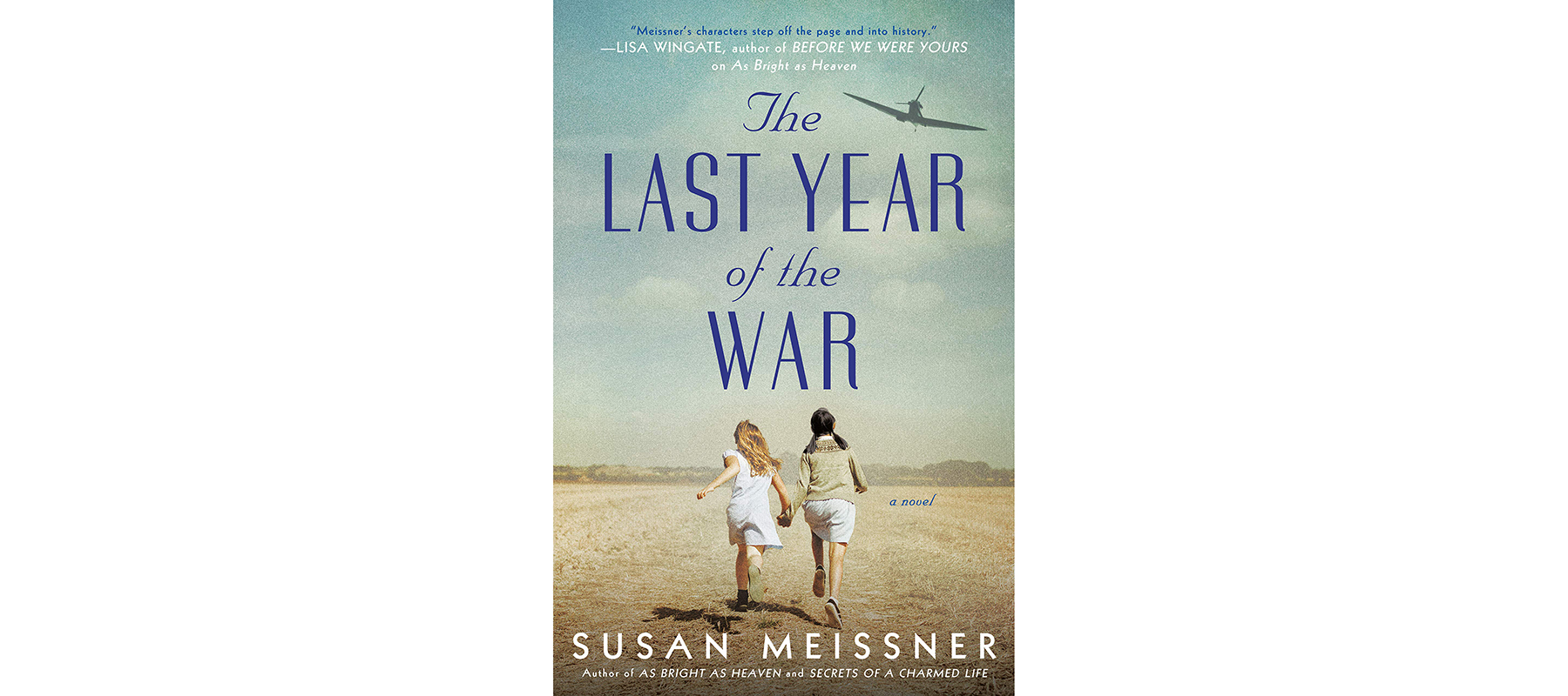 Cover of The Last Year of the War, by Susan Meissner