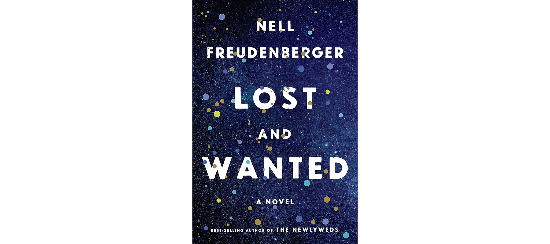 Cover of Lost and Wanted, by Nell Freudenberger