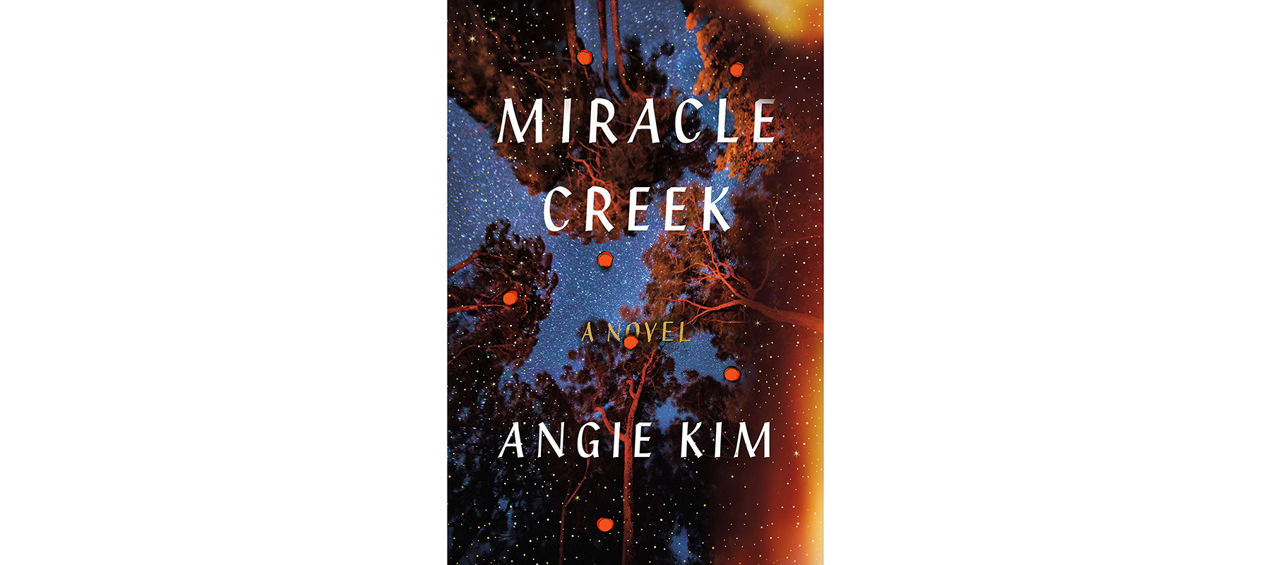 Cover of Miracle Creek, by Angie Kim