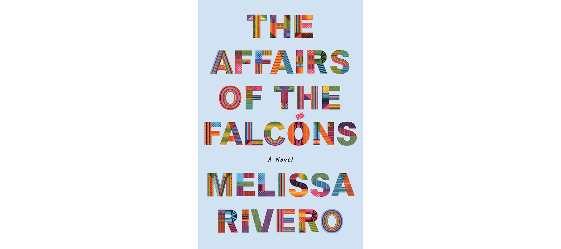 Cover of The Affairs of the Falcóns, by Melissa Rivero