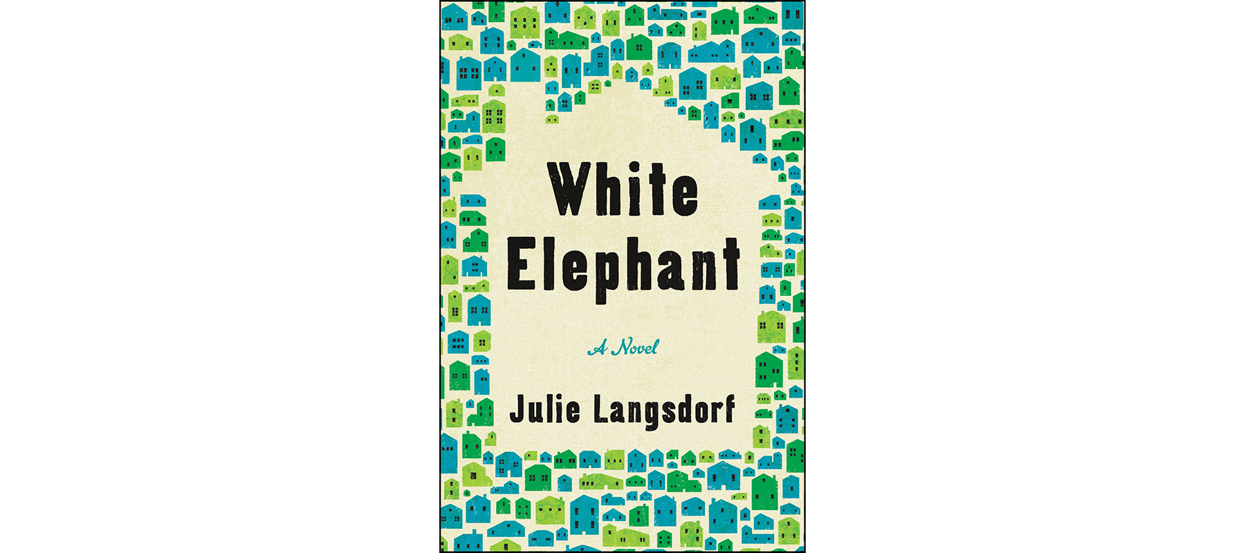 Cover of White Elephant, by Julie Langsdorf