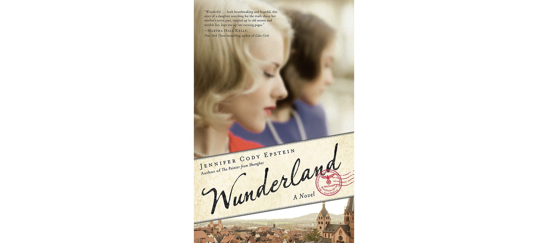 Cover of Wunderland, by Jennifer Cody Epstein