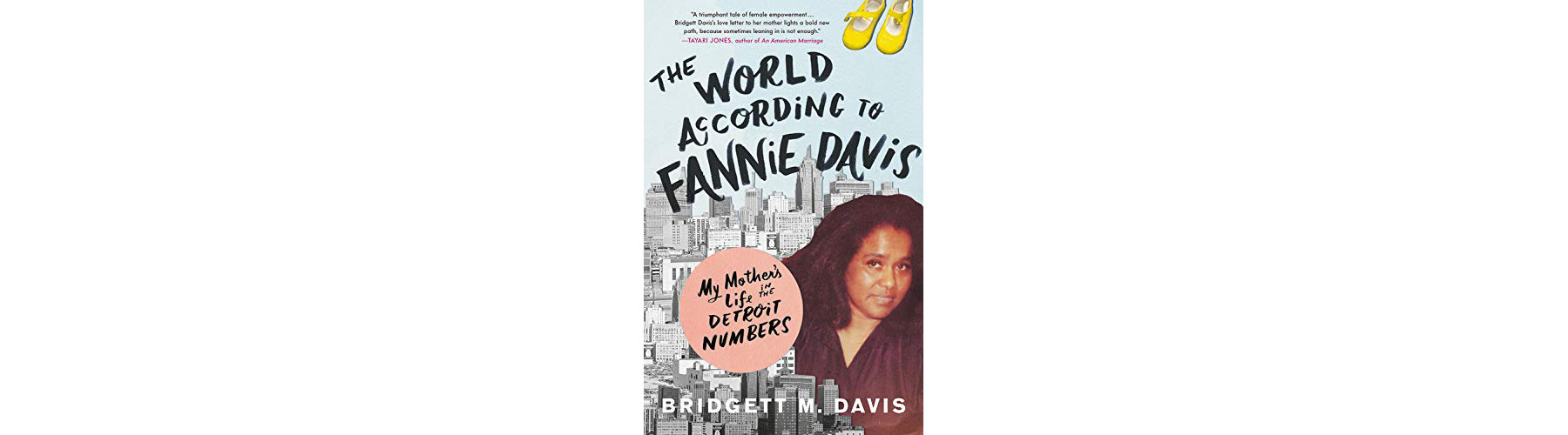 Cover of The World According to Fannie Davis, by Bridgett M. Davis