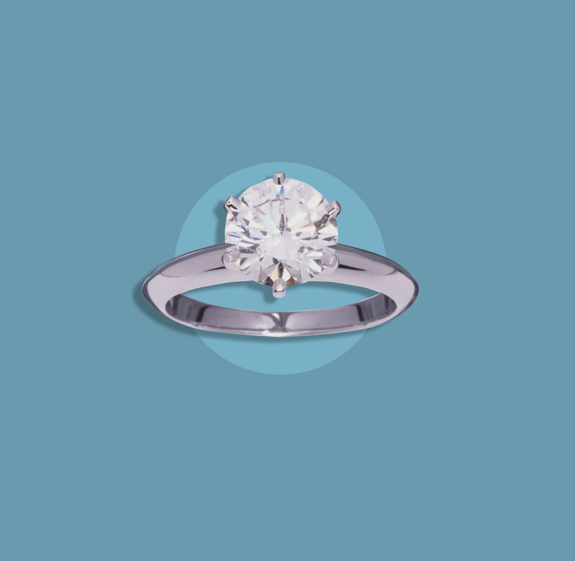 Wedding Planning Tips -- Photo of an engagement ring