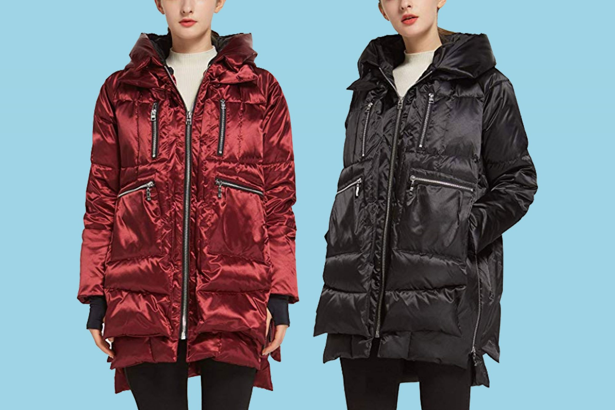 Amazon Orolay Coat New Colors