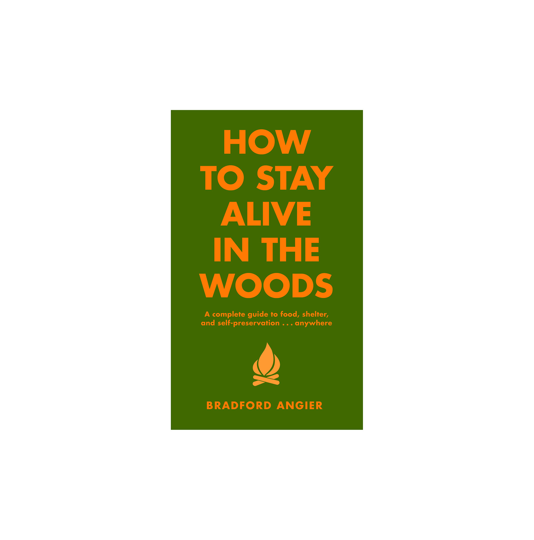 <em>How to Stay Alive in the Woods</em>