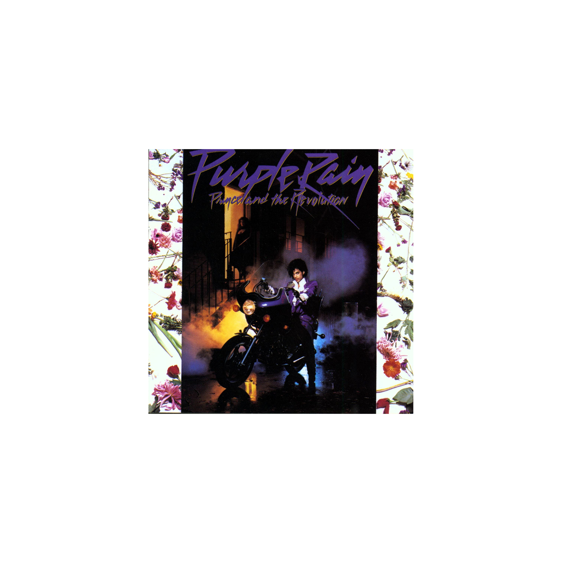 Valentine Gifts for Him: Prince and the Revolution Purple Rain LP