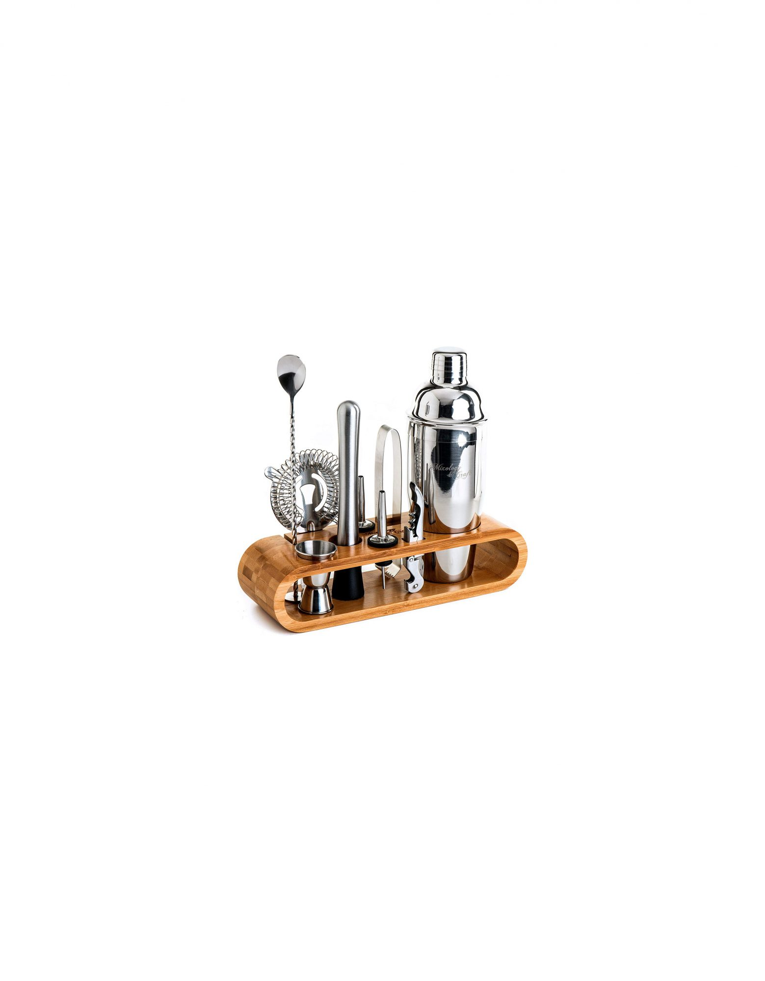 Gift Ideas for Men: Bartender Kit on Amazon