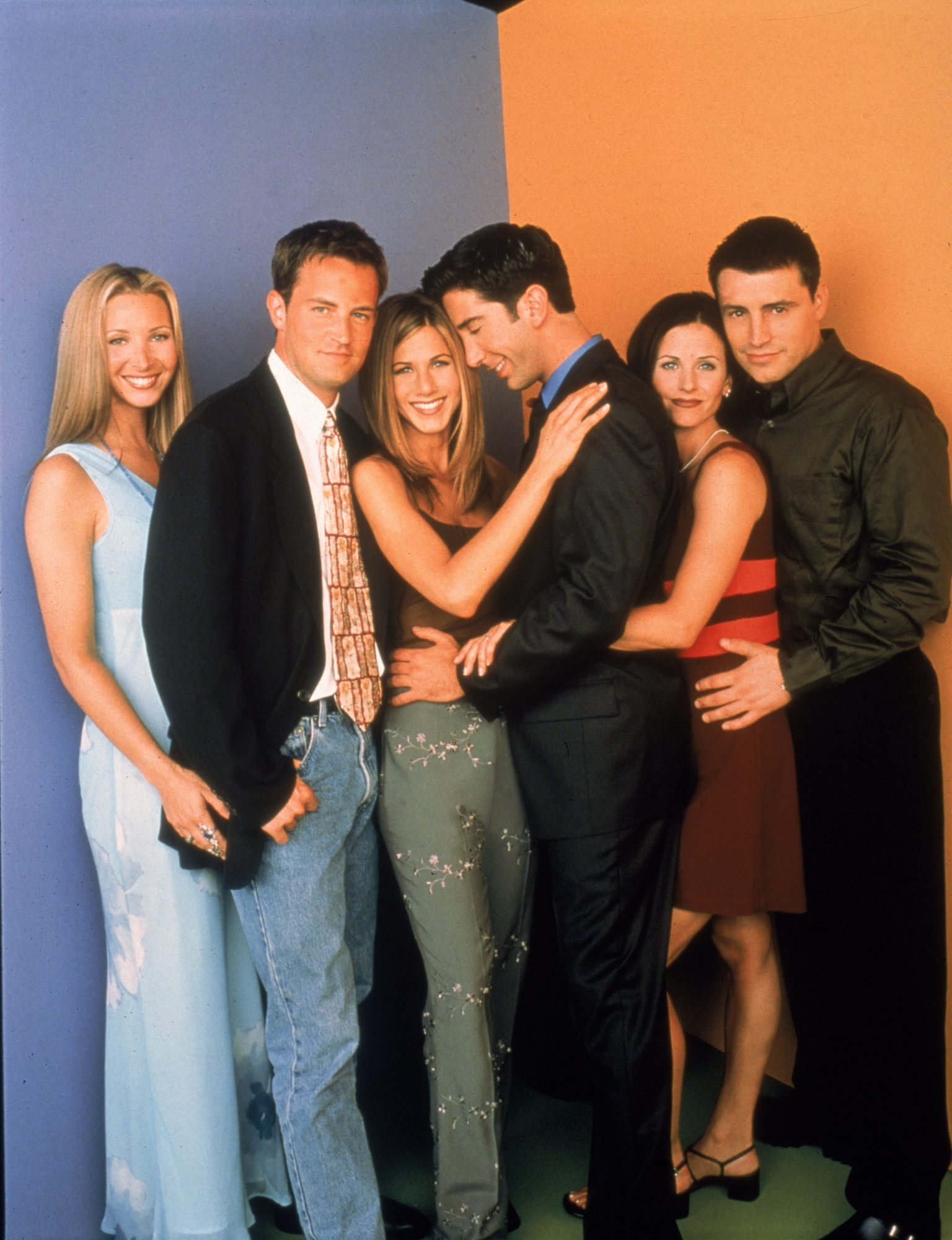 A Data Scientist Reveals Who the Main Character of  Friends  Is