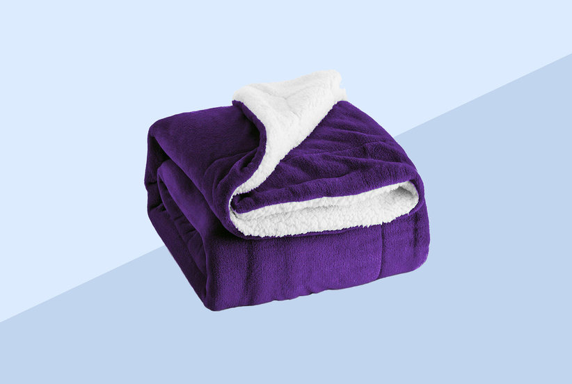 The Fleece Blanket You Need This Winter Has Thousands of Five-Star Reviews on Amazon