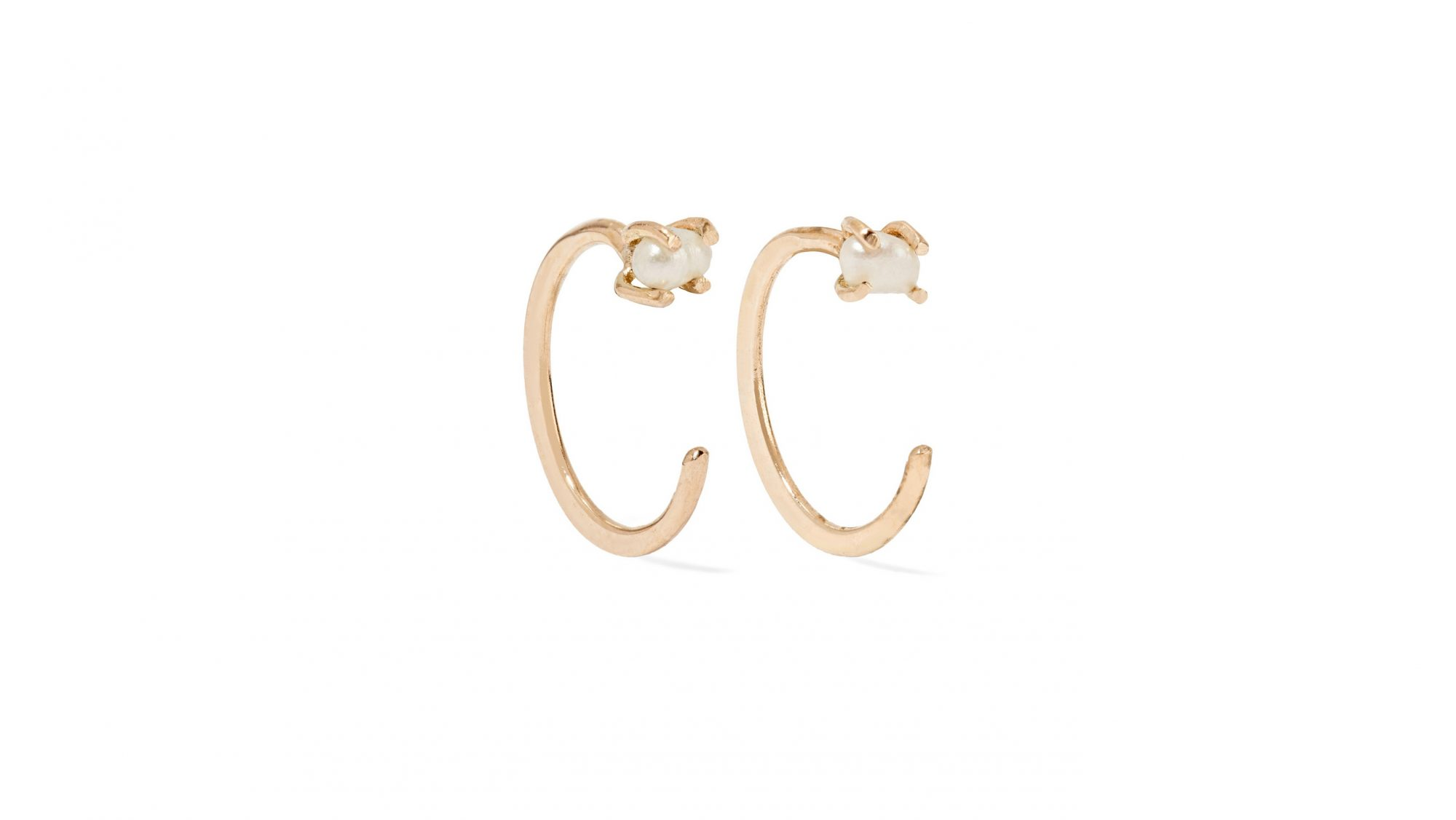 14-Karat Gold Pearl Earrings. Valentines Day-Ideas for Her Jewelry  sc 1 st  Real Simple & 40 Creative Valentineu0027s Day Gift Ideas for Her