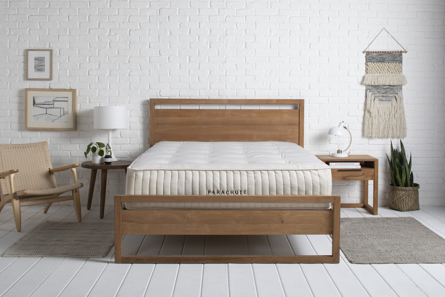 Break Up With Your Foam Mattress—Parachute's New Wool Mattress Feels Like Sleeping on a Cloud