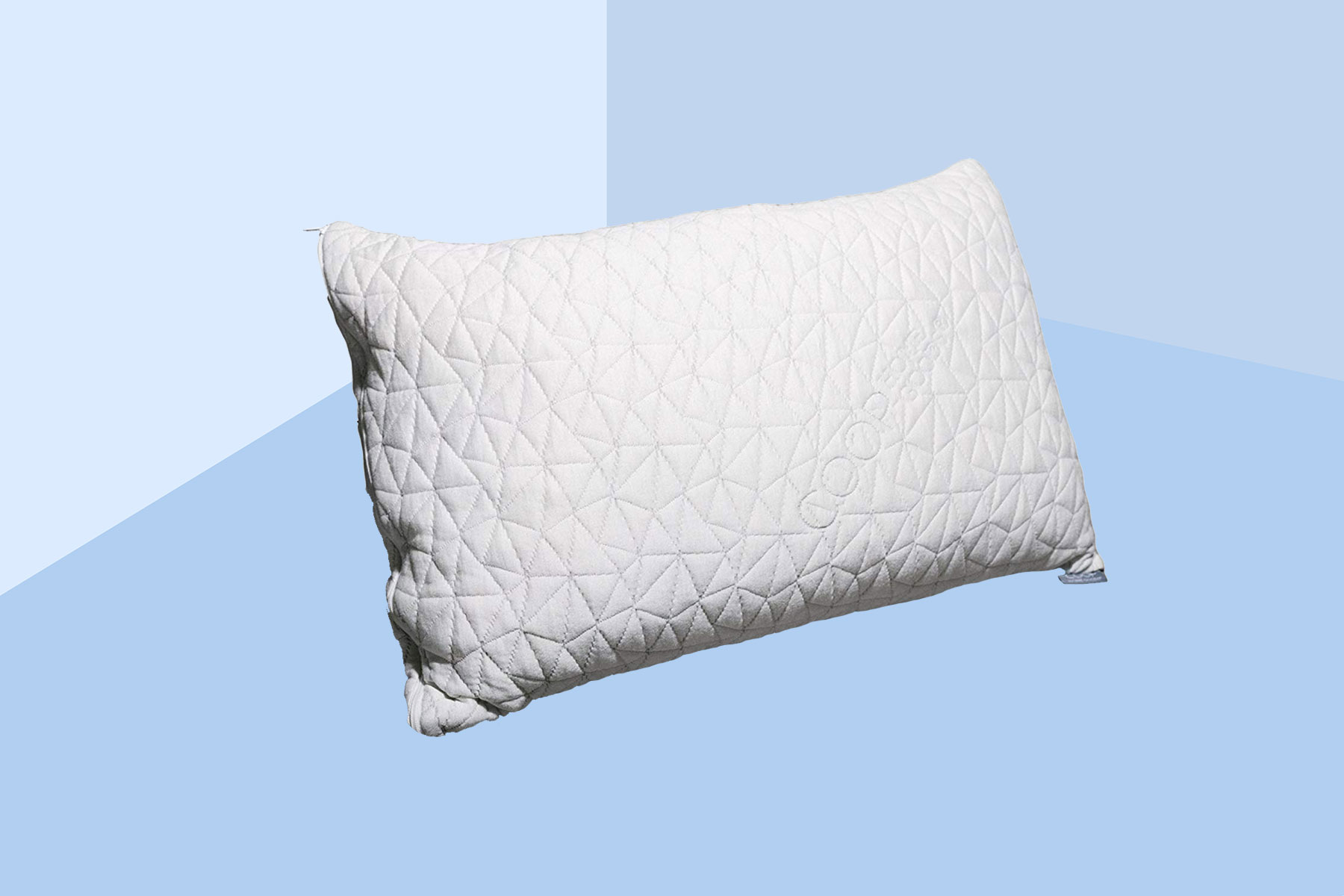 This Adjustable Memory Foam Pillow Has Over 11,000 Perfect Reviews on Amazon