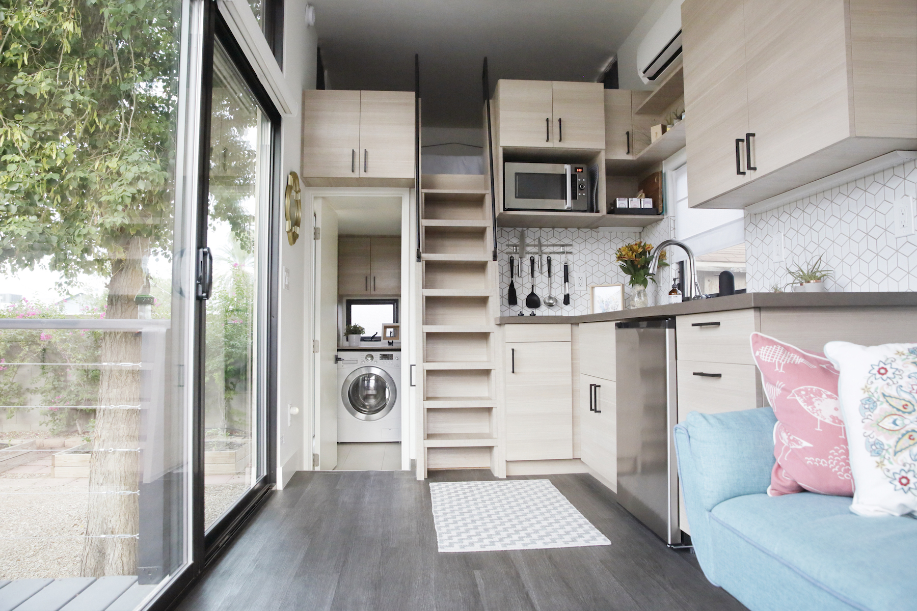 Space-Saving Decor Ideas from Inspiring Tiny Homes | Real Simple