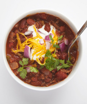 Sunday-Night Chili