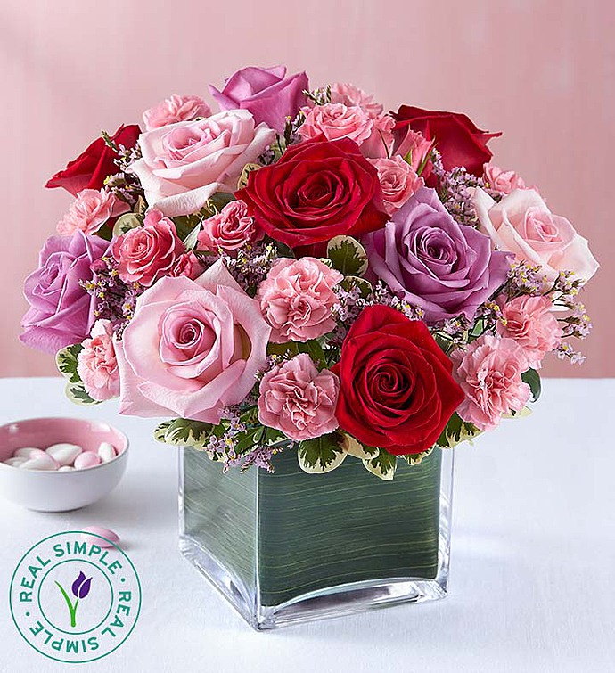 Forever Yours Rose Medley by Real Simple