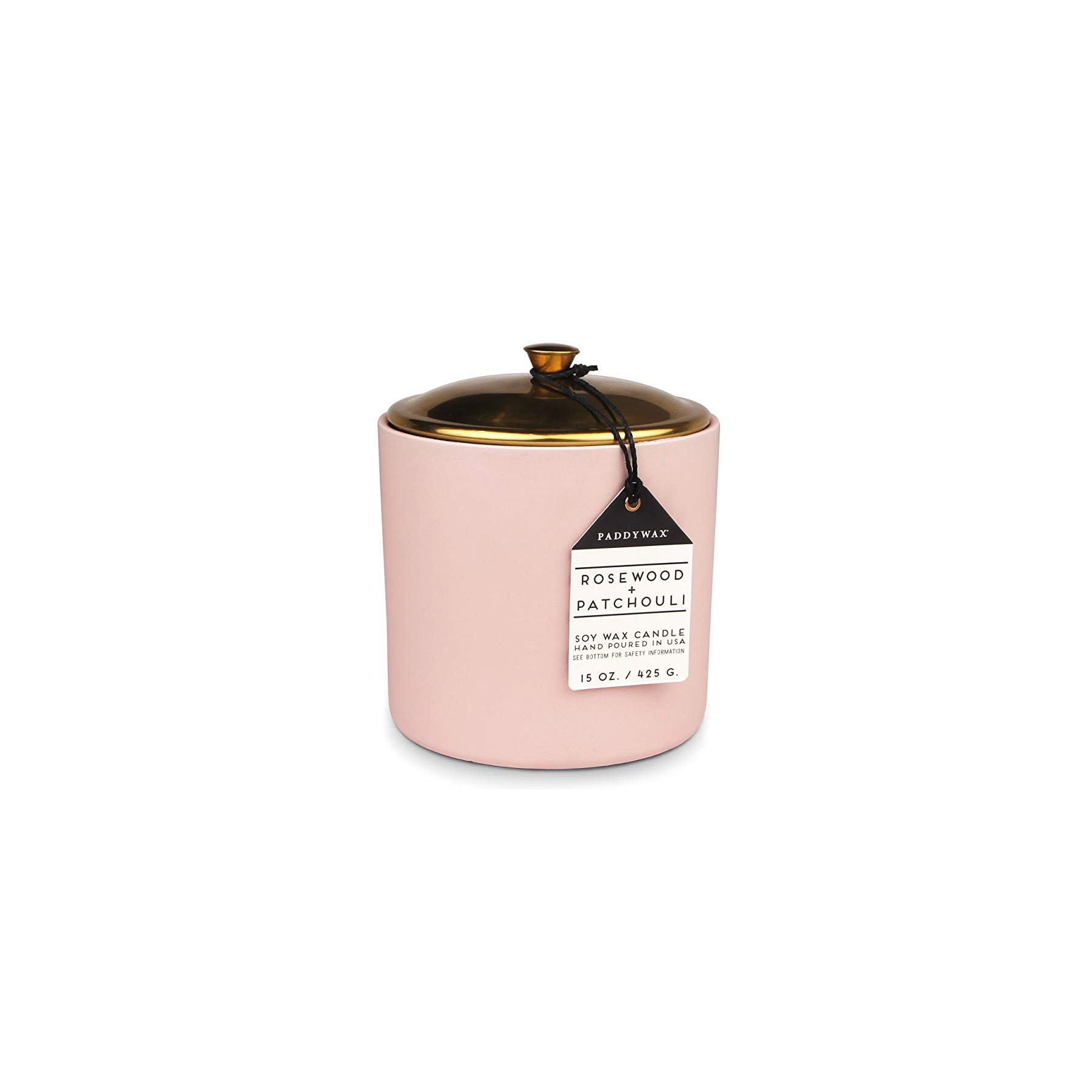 Paddywax Hygge Collection Scented Soy Wax Candle