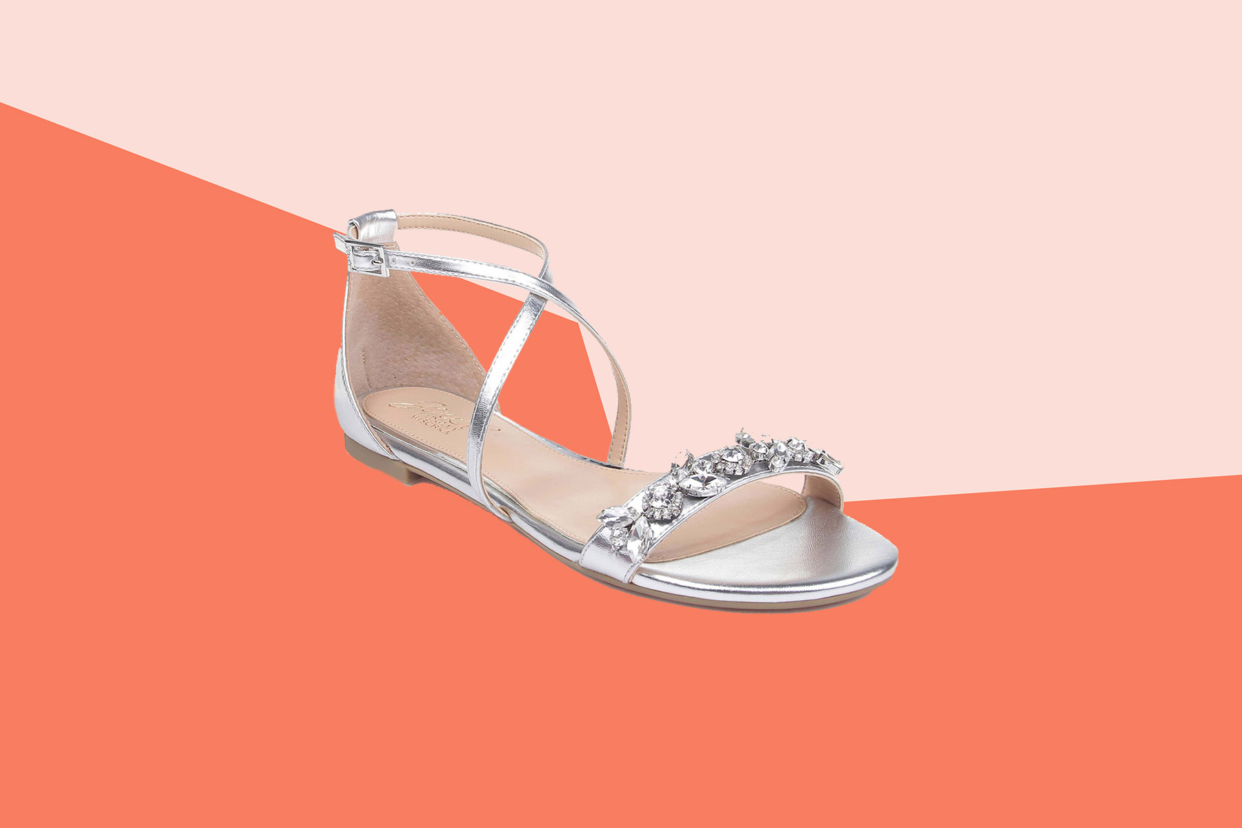 b0a8fa1373d0 9 Best Wedding Flats That Make Comfortable Bridal Shoes | Real Simple