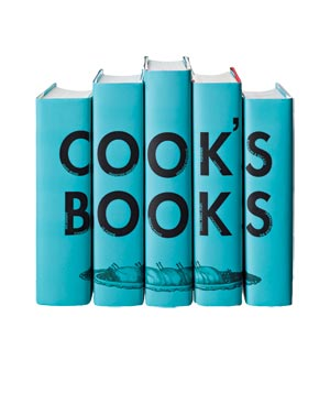 Blue Cook's Books Set