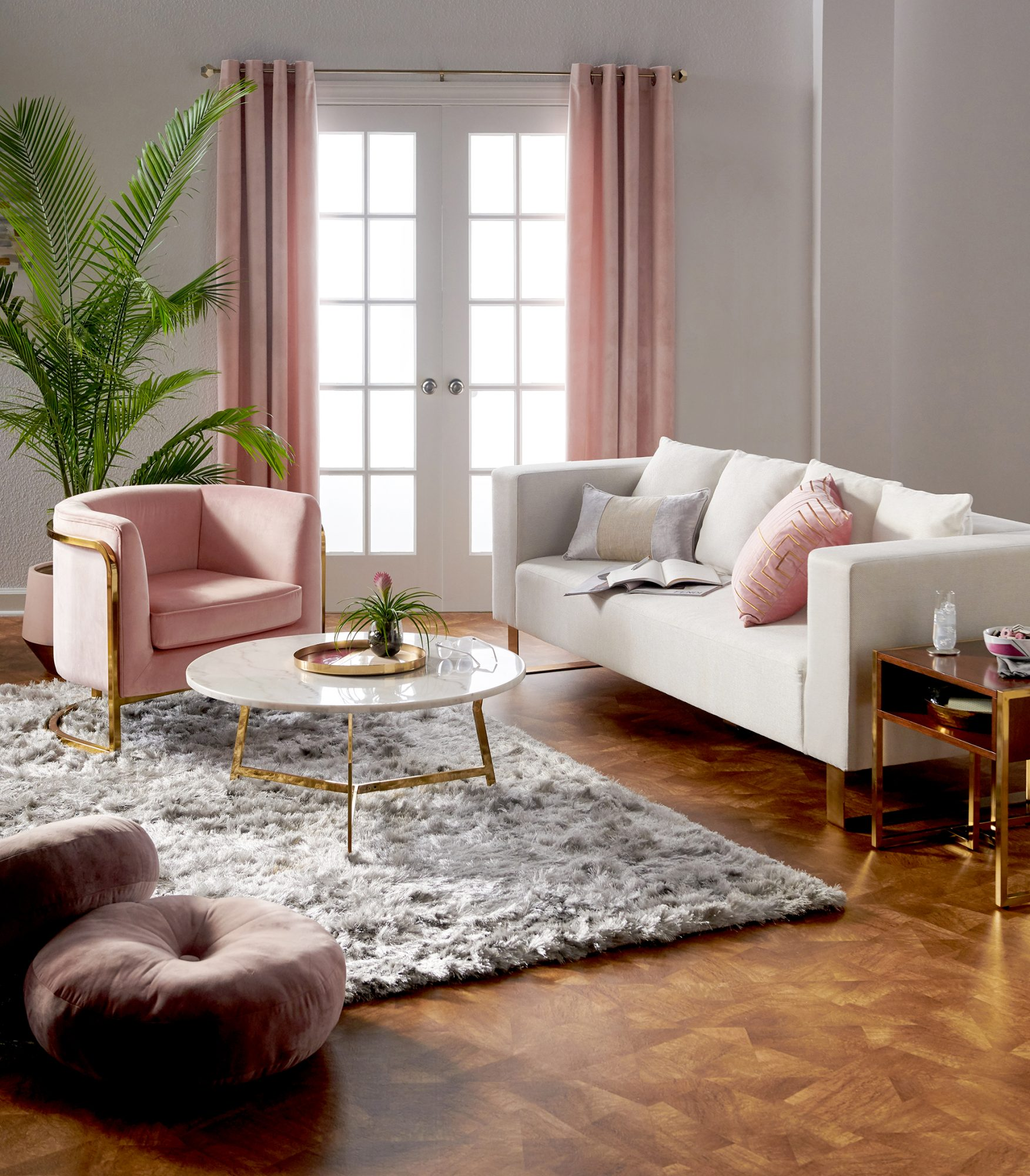 Walmart Just Blew Us Away With Its New Furniture Line (Spoiler: It's Really Chic)