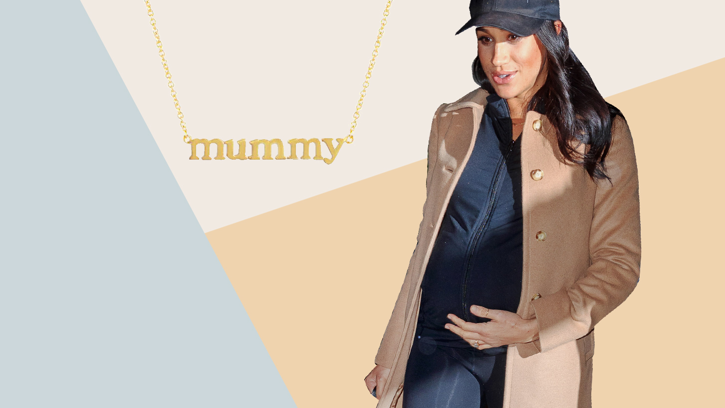 Meghan Markle's Sweet Necklace Is the Ultimate Gift for All Moms