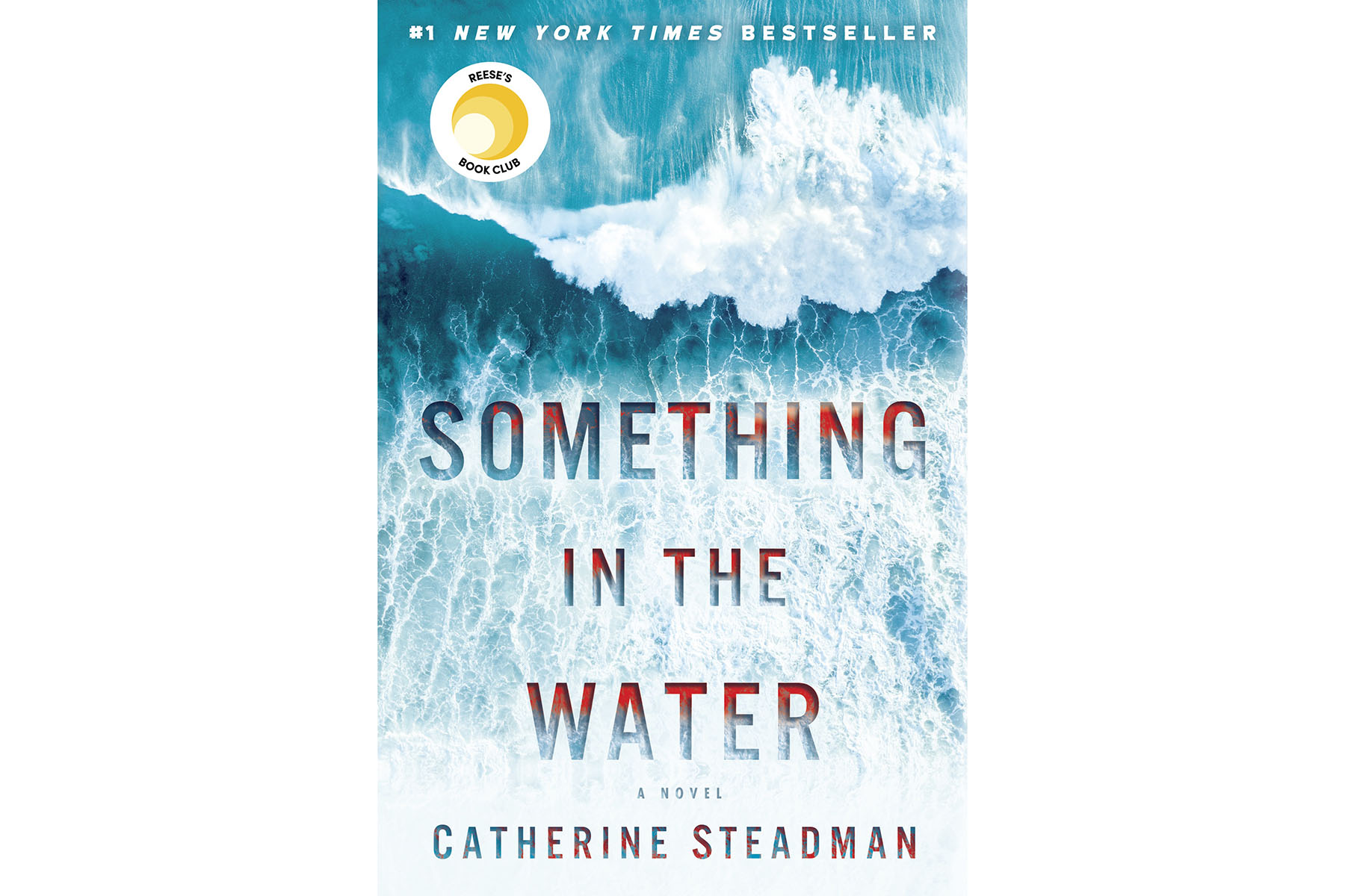 <em>Something in the Water</em>, by Catherine Steadman