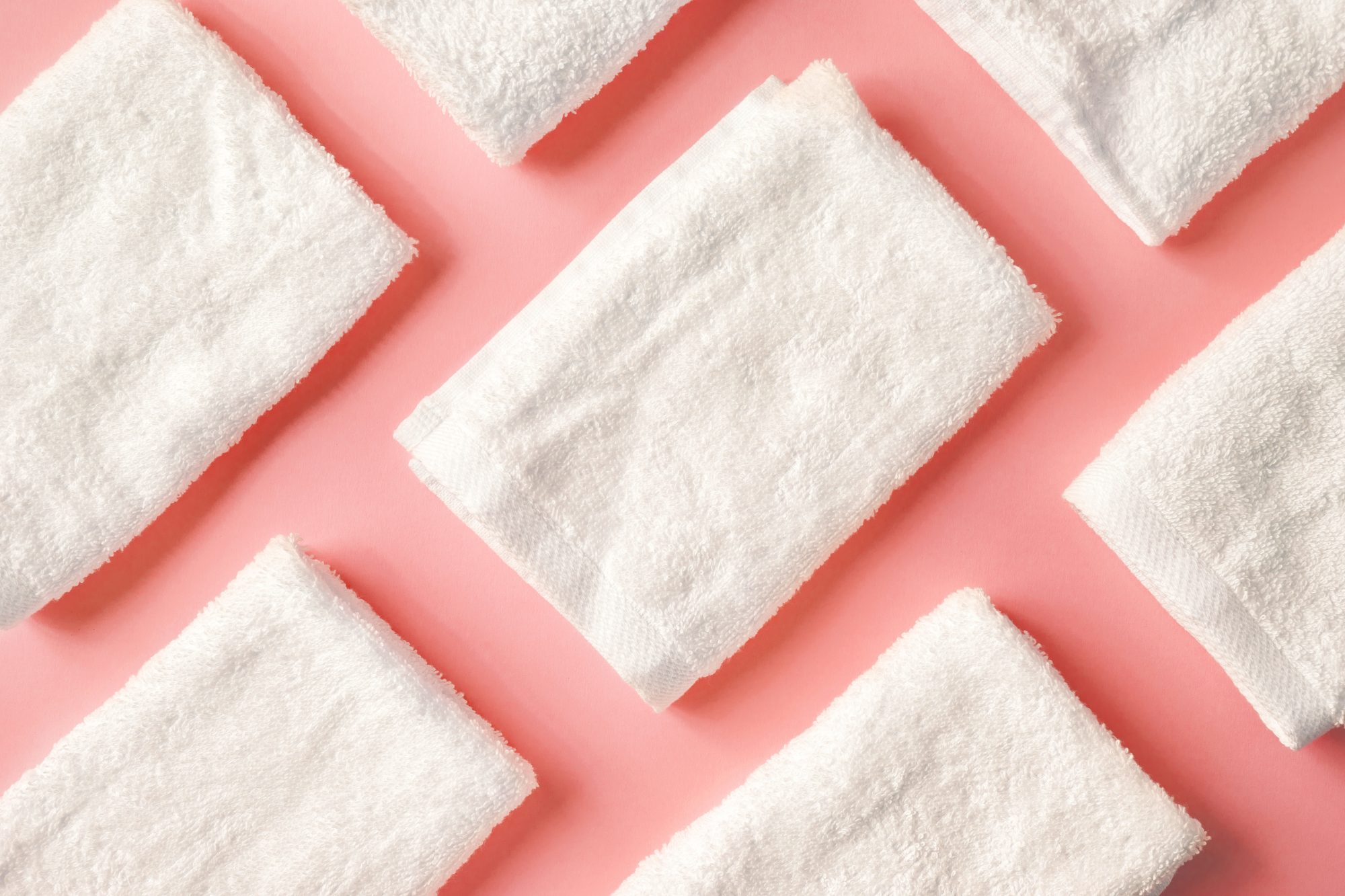 Why You Should Only Ever Buy White Bath Towels